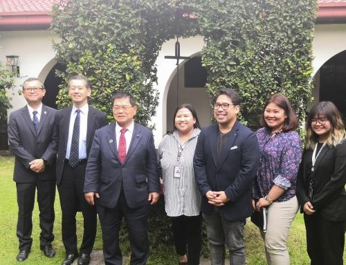 竹本内閣府特命担当大臣がフィリピン訪問