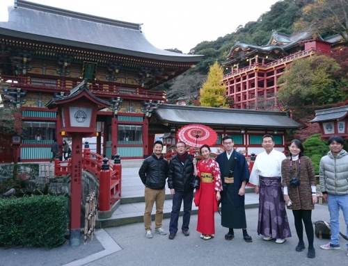 華僑向けTV番組:Chinatown TV goes to Saga Japan